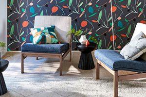 Scion-Zanzibar-Oxalis-Wallpaper